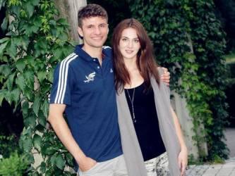 Лиза и томас мюллер
